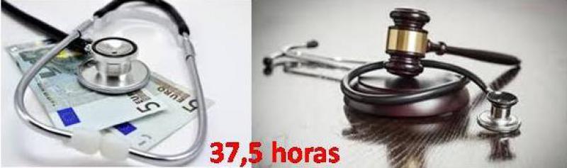 El TSJA confirma que la ampliación de jornada hasta las 37,5 horas no puede ser en detrimento de las retribuciones por guardias.