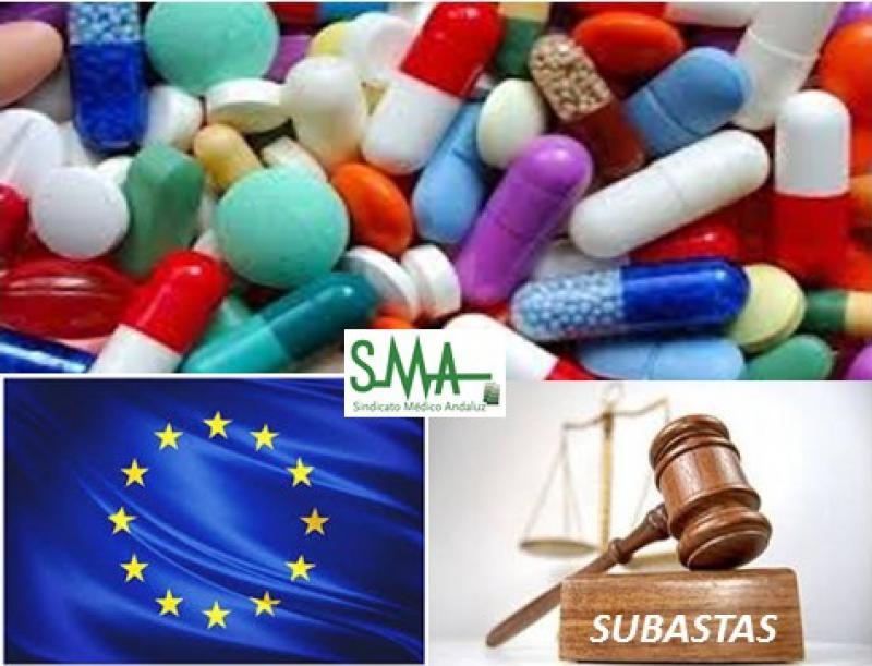 La UE abre una investigación sobre la subasta de medicamentos de Andalucía.