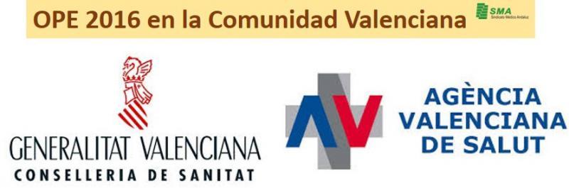 Valencia plantea una OPE para 2016 con 271 plazas médicas.