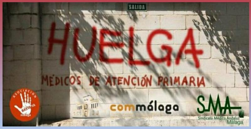 La Atención Primaria de Málaga desafía al SAS y pide un compromiso firme para evitar la huelga.