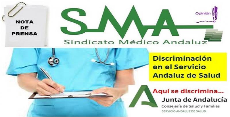 El SAS ignora a los facultativos andaluces y saca adelante una Orden que los discrimina en contra de la opinión del SMA.