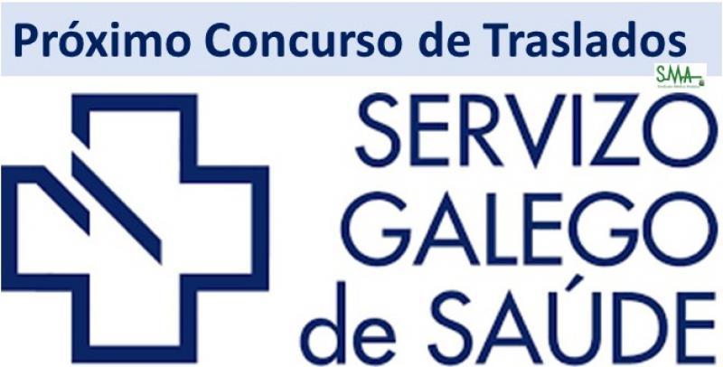 Galicia ofertará un concurso de traslados para 599 especialistas de área.