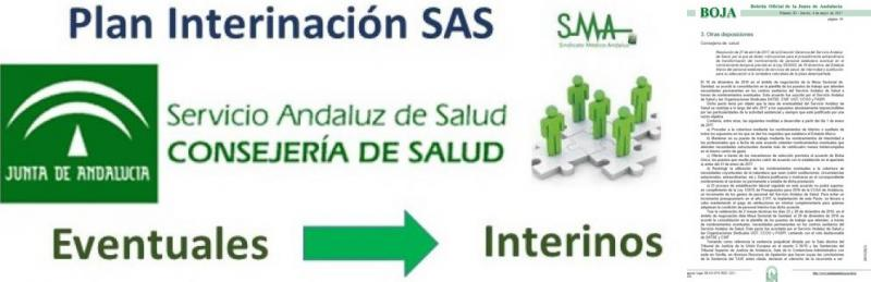 El SAS regulariza como interinos a sus sanitarios eventuales.