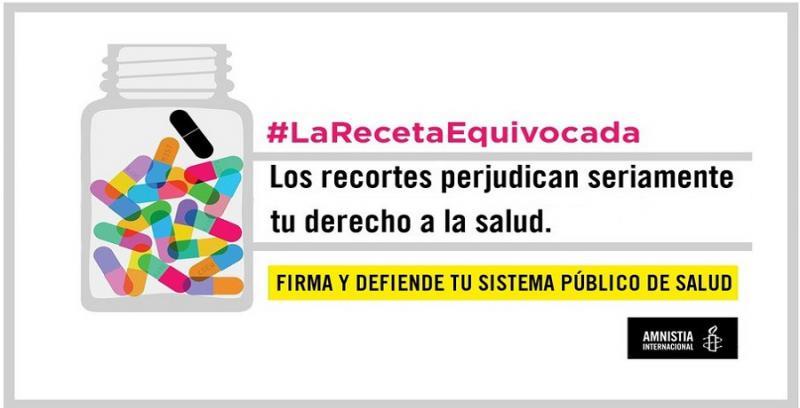 Listas de espera, copago y menos sanitarios: así han socavado los recortes el derecho a la salud en España.