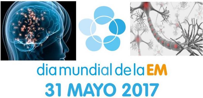 El día 31 de mayo se celebra el Día Mundial de la Esclerosis Múltiple.
