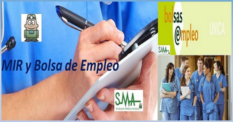 Aclaraciones sobre cursos, másteres y formación durante el periodo MIR para la Bolsa de Empleo.
