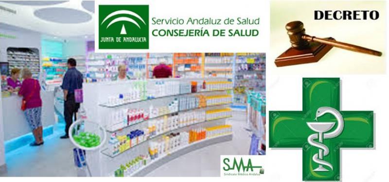 Las farmacias de Andalucía obligadas a separar físicamente zona de dispensación y de atención.