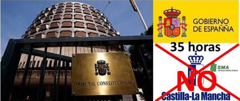 El Constitucional 'tumba' la jornada de 35 horas en Castilla-La Mancha. ¿Y ahora qué, Susana?