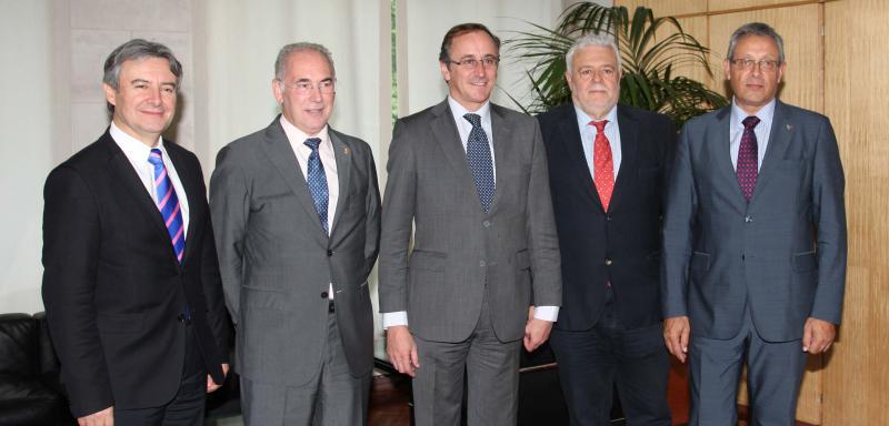 Reunión entre CESM y Ministerio.