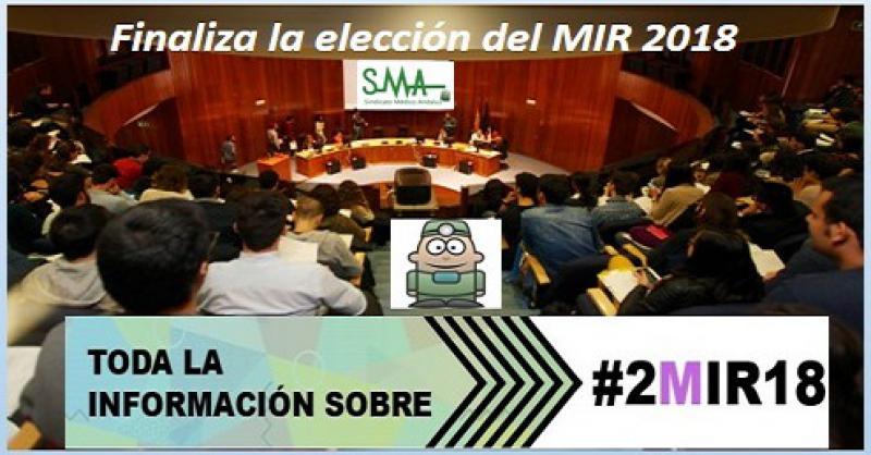 Medicina de Familia cierra la elección de plazas MIR 2018.