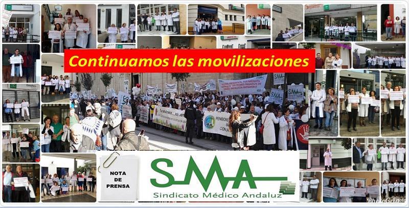 El SMA anuncia nuevas movilizaciones, pese al posible cambio de Gobierno.