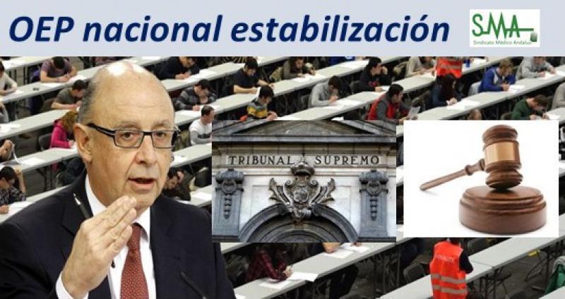 El lío judicial de la OPE en Sanidad que puede imputar a Montoro y sindicatos.