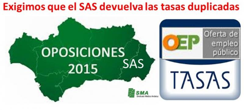 Que el SAS no se quede con tus tasas duplicadas. Reclama!! #SASDevuelveTASAS. Este es el último paso para reclamar la devolución.