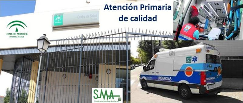 Día de la AP: buen día para mejorar el Dispositivo de Urgencias de Sanlúcar la Mayor y Olivares.