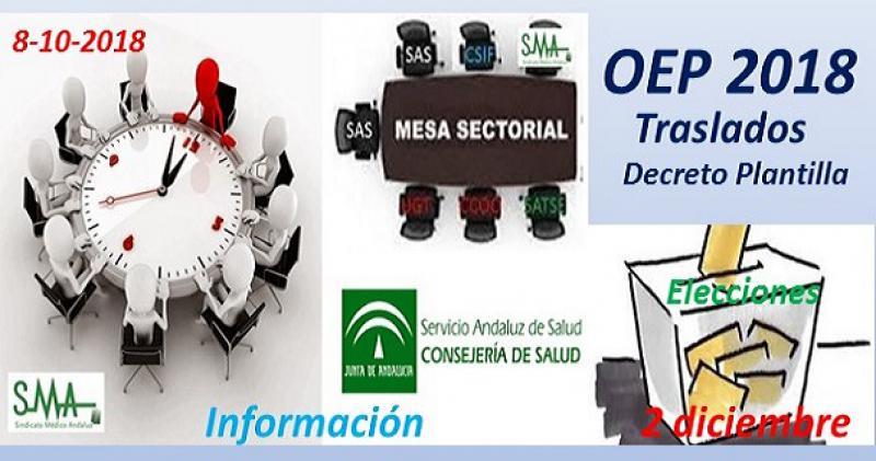 El Servicio Andaluz de Salud plantea una OPE de 672 plazas para médicos unas horas antes del anuncio electoral.