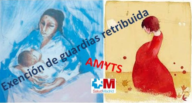 Madrid: AMYTS-CESM logra el derecho a la exención de guardias durante el embarazo y lactancia sin penalización económica.