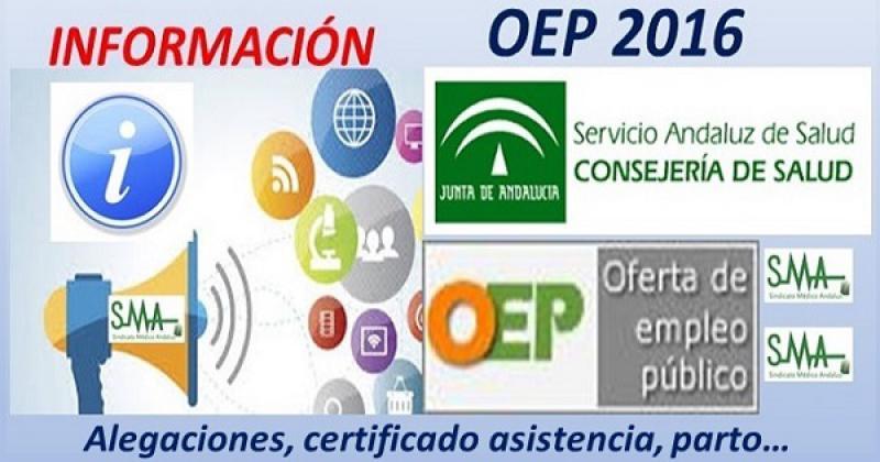 Información sobre la impugnación de preguntas, respuestas y certificado de asistencia a las pruebas celebradas el sábado 23 de junio de 2018 (OEP 2016)