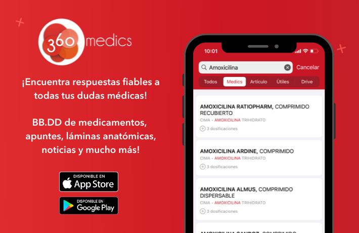 360 medics Todos los recursos y herramientas médicas reunidas por una calidad médica óptima