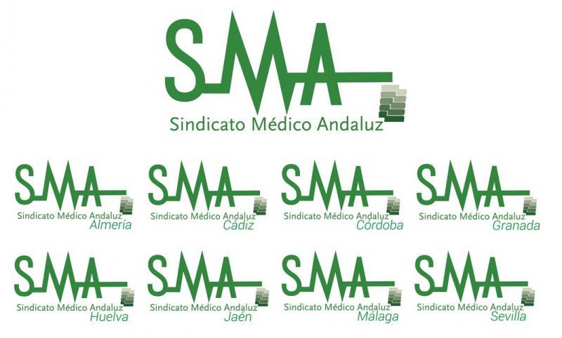 El Sindicato Médico Andaluz unifica su imagen junto con los sindicatos provinciales en un nuevo logo.