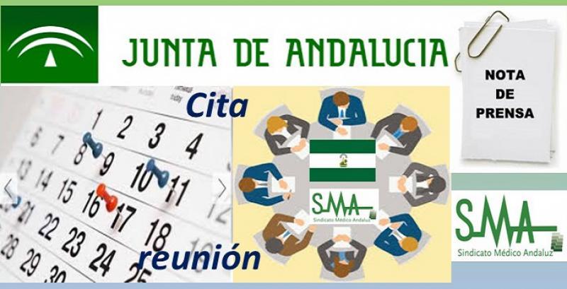 El SMA pide una reunión con el nuevo Ejecutivo para elaborar un calendario de trabajo que elimine las disfunciones del sistema sanitario andaluz.