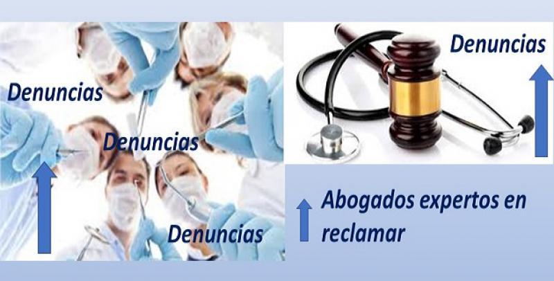 «Denunciar a los médicos como línea de negocio es una realidad».