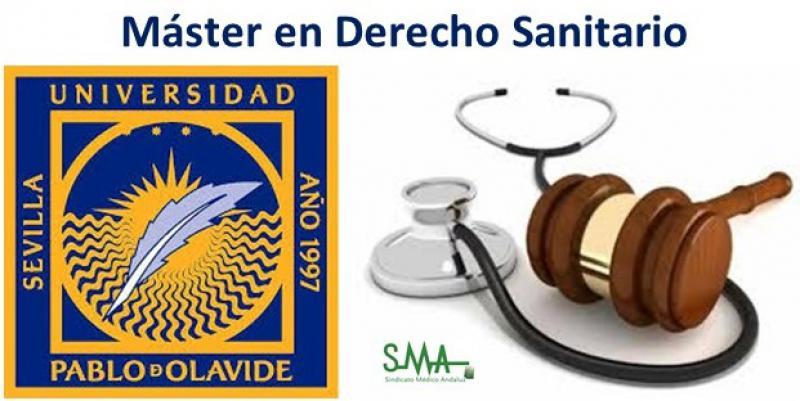 La Universidad Pablo de Olavide presenta la I Edición del Máster en Derecho Sanitario.