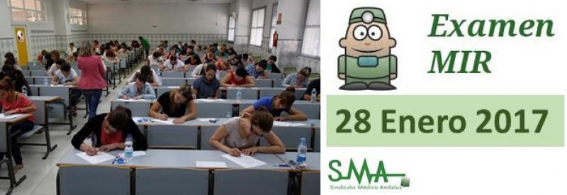 Se celebró el MIR... Examen 'de manual' con dosis de humanización.