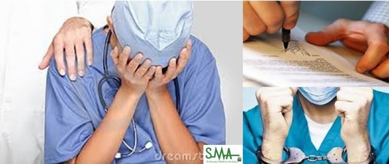 La dura carta de un médico malagueño contra el deterioro de su trabajo.
