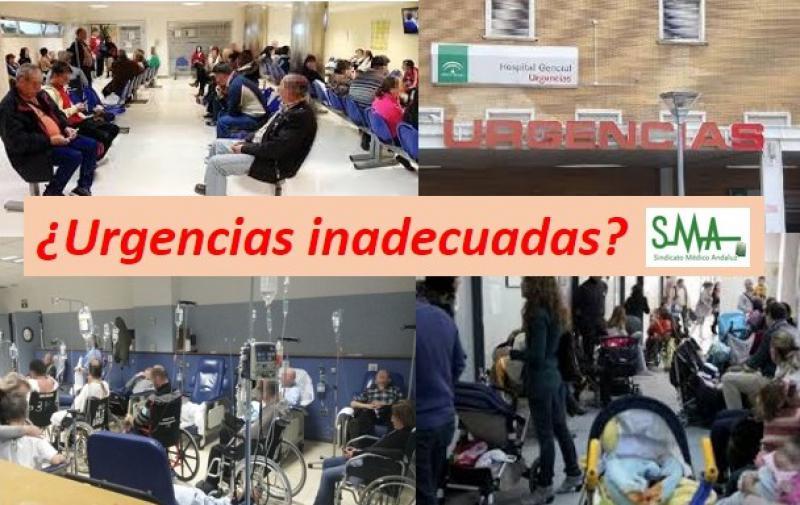¿Se puede definir y evitar una visita 'inadecuada' a Urgencias?