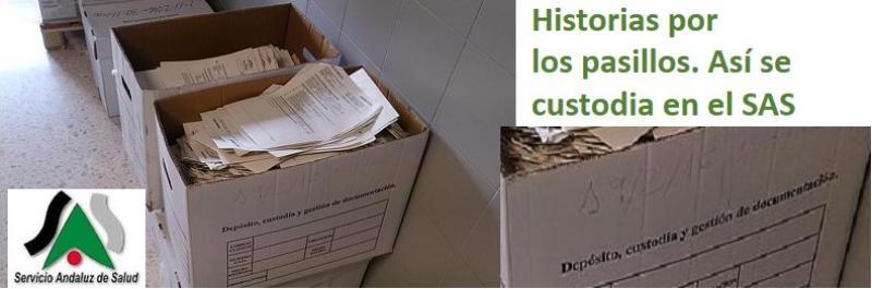 Depósito, custodia y gestión de documentación.