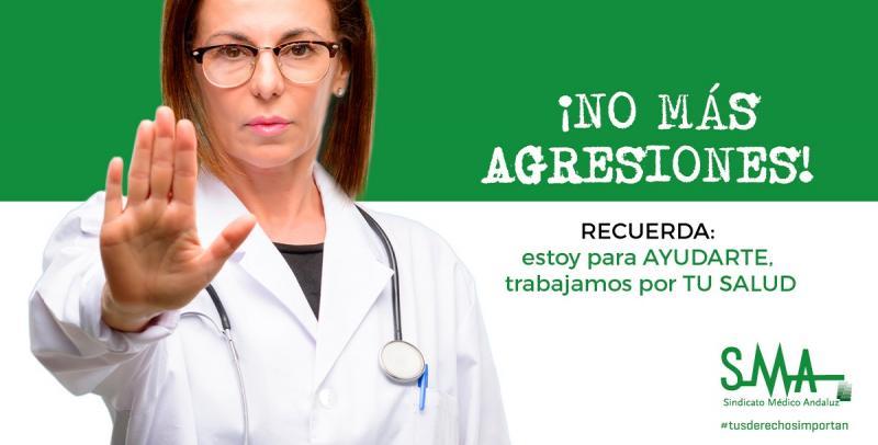 Nuevos datos de agresiones en sanidad: casi 10.000 en 2018.