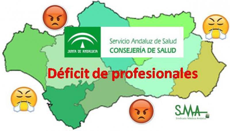 La falta de médicos en Andalucía preocupa a profesionales y ciudadanos