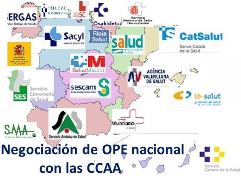 Los sindicatos de Sanidad piden reunirse con las CCAA para ultimar el acuerdo sobre temporalidad.