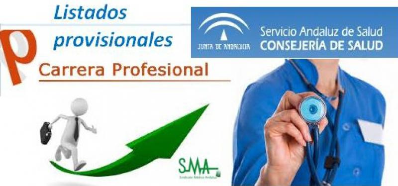Publicados los listados provisionales del segundo proceso de certificación 2012 de la Carrera Profesional.