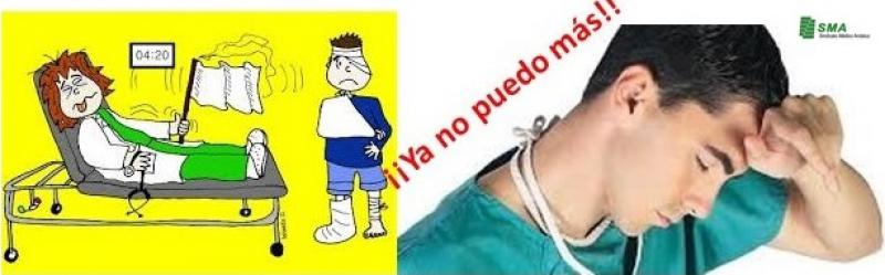 También los anestesistas del H. Virgen de las Nieves denuncian sobrecarga asistencial y riesgos para el paciente.
