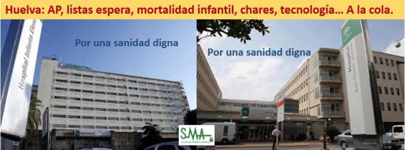 Huelva a la cola de la cola....Incluso duplica los índices de mortalidad infantil de Andalucía.