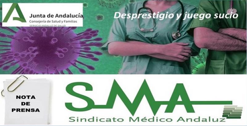 Juego sucio de la Administración frente a los ofrecimientos del SMA.