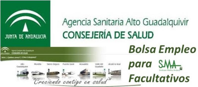 Proceso de selección de la APES Alto Guadalquivir para cobertura de necesidades temporales de FE en todos sus centros.