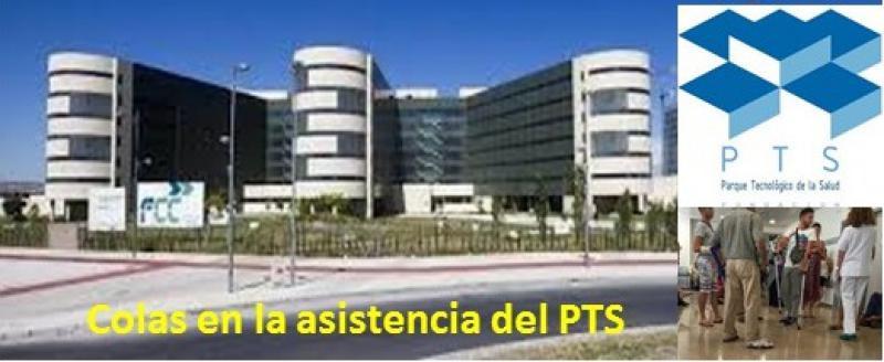 Granada: El traslado de los hospitales trae colas