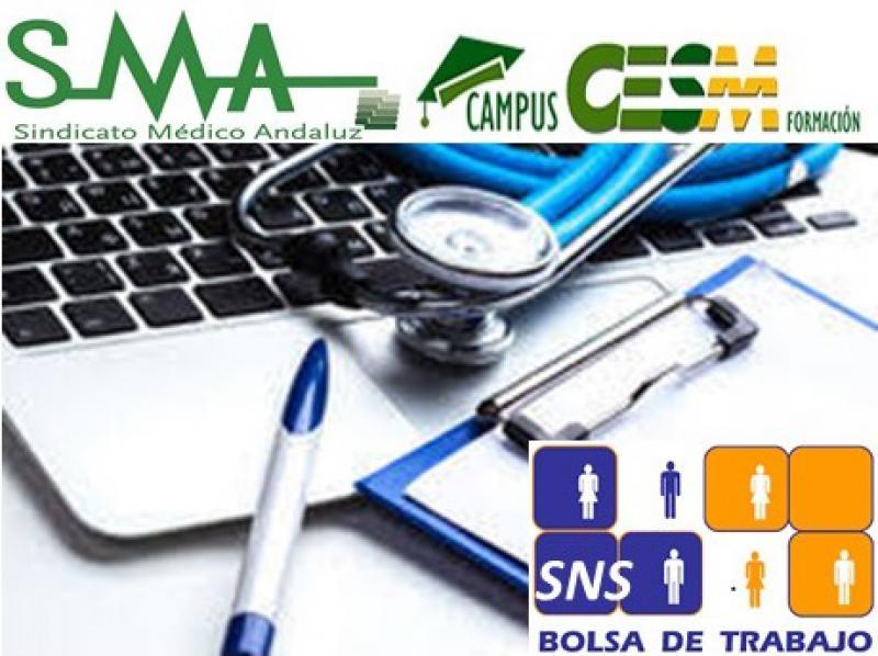 Documento informativo de CESM para acceder al sistema de selección del personal estatutario temporal en el SNS.