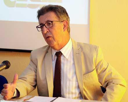 Rafael Carrasco, Presidente del Sindicato Médico Andaluz