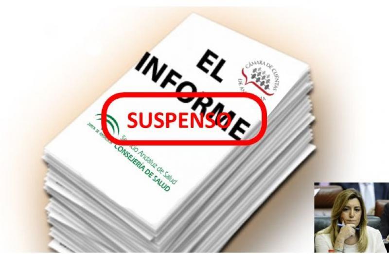 Teníamos razón: El informe de la Cámara de Cuentas andaluza.