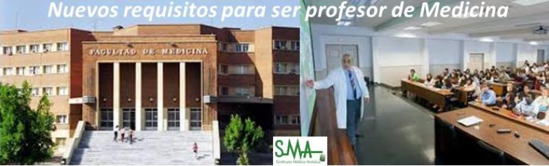 Educación endurece los requisitos para ser profesor de Medicina.