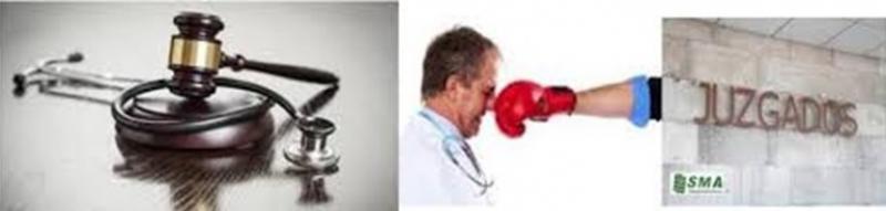 El Código Penal no reconoce aún al médico como autoridad pública.