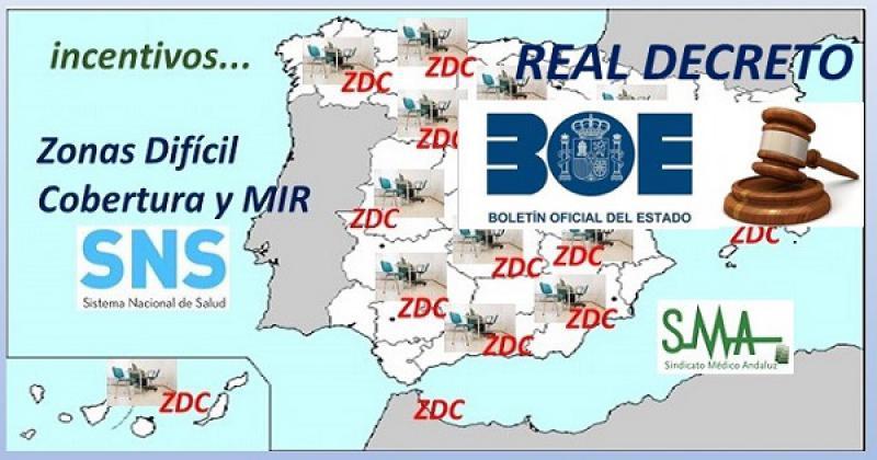 Sanidad 'retendrá' a los MIR en zonas de difícil cobertura vía Real Decreto.