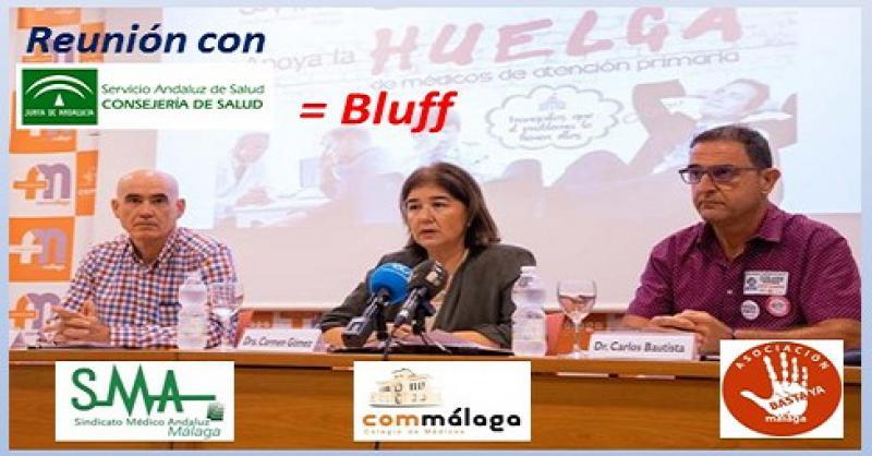 Málaga: Los médicos no se creen las mejoras anunciadas por la Junta para la atención primaria y piden pruebas.