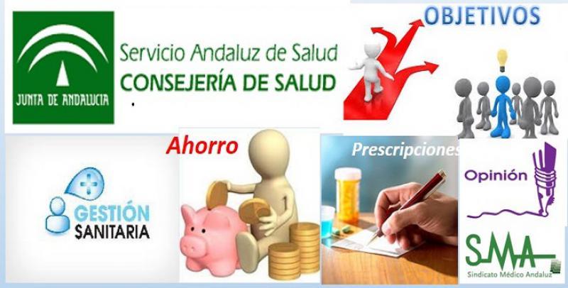 La Gestión Sanitaria andaluza. Objetivos, prescripciones, ahorro.