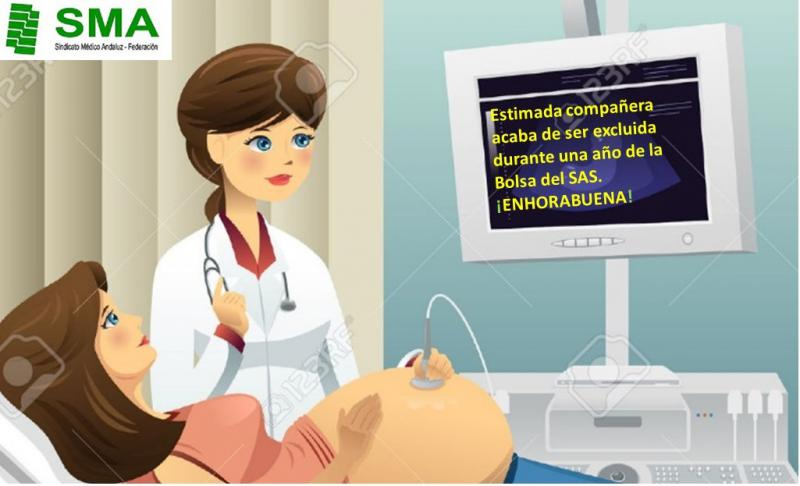 El Sindicato Médico Andaluz insta al SAS a no discriminar a las/los residentes con bajas maternales.