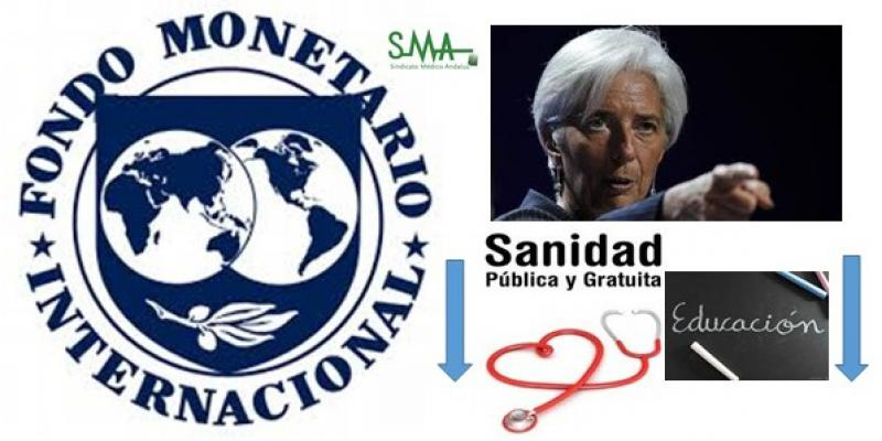 El  Fondo Monetario Internacional pide a España revisar su gasto en Sanidad. ¿Y las autopistas?