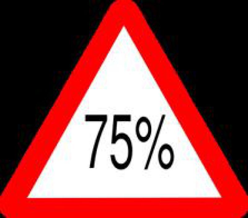 El SAS continua contratando al 75%